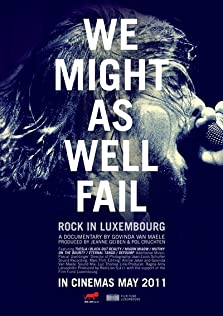 We Might As Well Fail (2011)