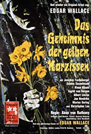 The Devil's Daffodil Poster