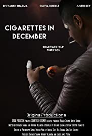 Cigarettes In December Poster