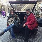 Nicola Pecorini and Michele Civetta in The Executrix (2020)