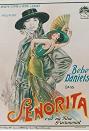 Señorita Poster