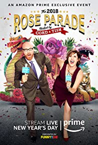 Primary photo for The 2018 Rose Parade Hosted by Cord & Tish