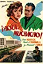 Hola, muchacho (1961) Poster
