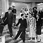 Bob Hope, Philip Ahn, Lenore Aubert, Margaret Hayes, Dorothy Lamour, Donald MacBride, Marion Martin, Phyllis Ruth, and Brick Sullivan in They Got Me Covered (1943)