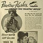 Warner Baxter, Ketti Gallian, Veloz, and Yolanda in Under the Pampas Moon (1935)
