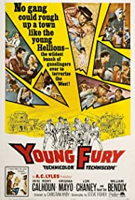 Young Fury Poster - Movie Forum, Cast, Reviews