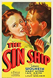 The Sin Ship (1931) Poster - Movie Forum, Cast, Reviews