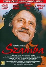 Szamba Poster