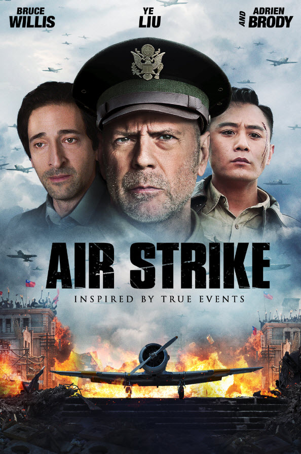 Air Strike 2018 Hindi Dual Audio 720p BluRay 1.2GB ESubs Download