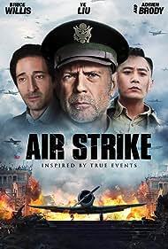 Bruce Willis, Adrien Brody, and Ye Liu in Da hong zha (2018)