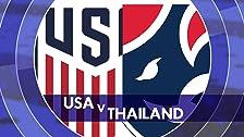 Estados Unidos contra Tailandia