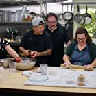 Jon Favreau and Roy Choi in The Chef Show (2019)