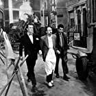 George Eugeniou, Gordon Humphris, and Cyril Shaps in Miracle in Soho (1957)