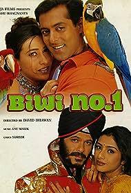 Biwi No. 1 (1999) Poster - Movie Forum, Cast, Reviews