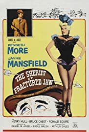 The Sheriff of Fractured Jaw (1958) 1080p