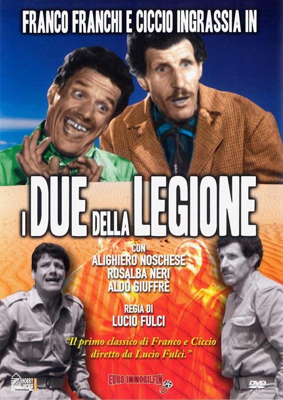 I due della legione (1962)