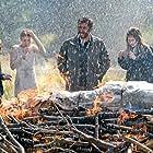 Jason Jones, Natalie Zea, Ashley Gerasimovich, and Liam Carroll in The Detour (2016)