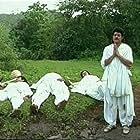 Praveen Kumar, Arjun, Sanjeev Chitre, and Sameer Chitre in Mahabharat (1988)