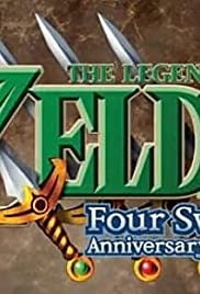 The Legend of Zelda: Four Swords Anniversary Edition Poster