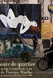 Conte de quartier Poster