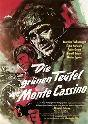 Die grünen Teufel von Monte Cassino