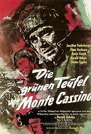 Die grünen Teufel von Monte Cassino Poster