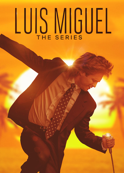 Diego Boneta in Luis Miguel: La Serie (2018)