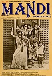 Mandi (1983) Poster - Movie Forum, Cast, Reviews