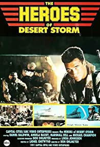 Primary photo for The Heroes of Desert Storm