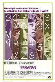 Sebastian (1969) Poster - Movie Forum, Cast, Reviews
