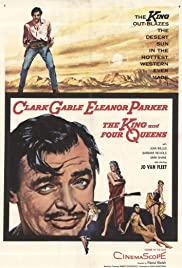 The King and Four Queens (1956) 720p