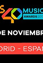 Los40 Music Awards 2017