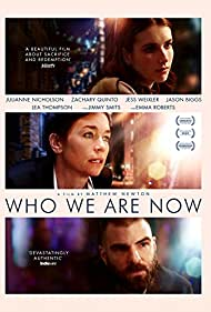 Julianne Nicholson, Zachary Quinto, and Emma Roberts in Who We Are Now (2017)