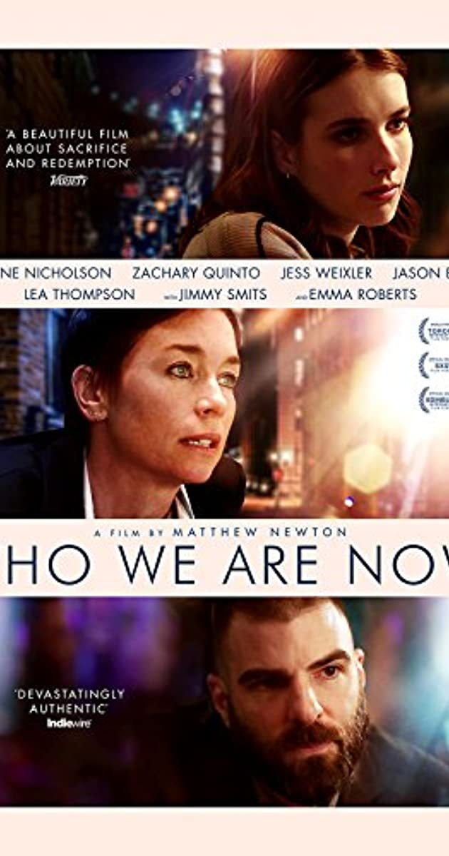 Watch Full HD Movie Who We Are Now (2017)