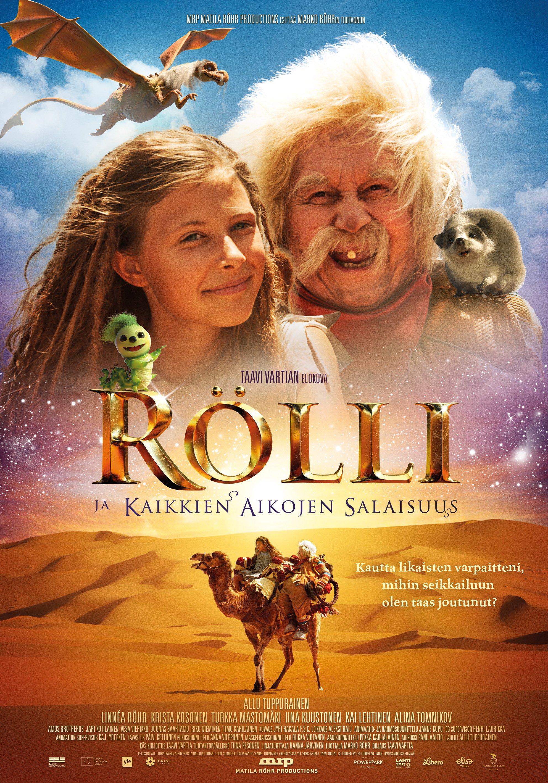 Rolli e a Jornada Mágica [Dub] – IMDB 4.8
