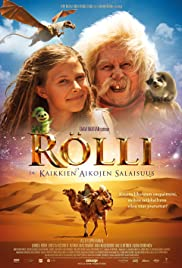 Rölli and the Secret of All Time Poster