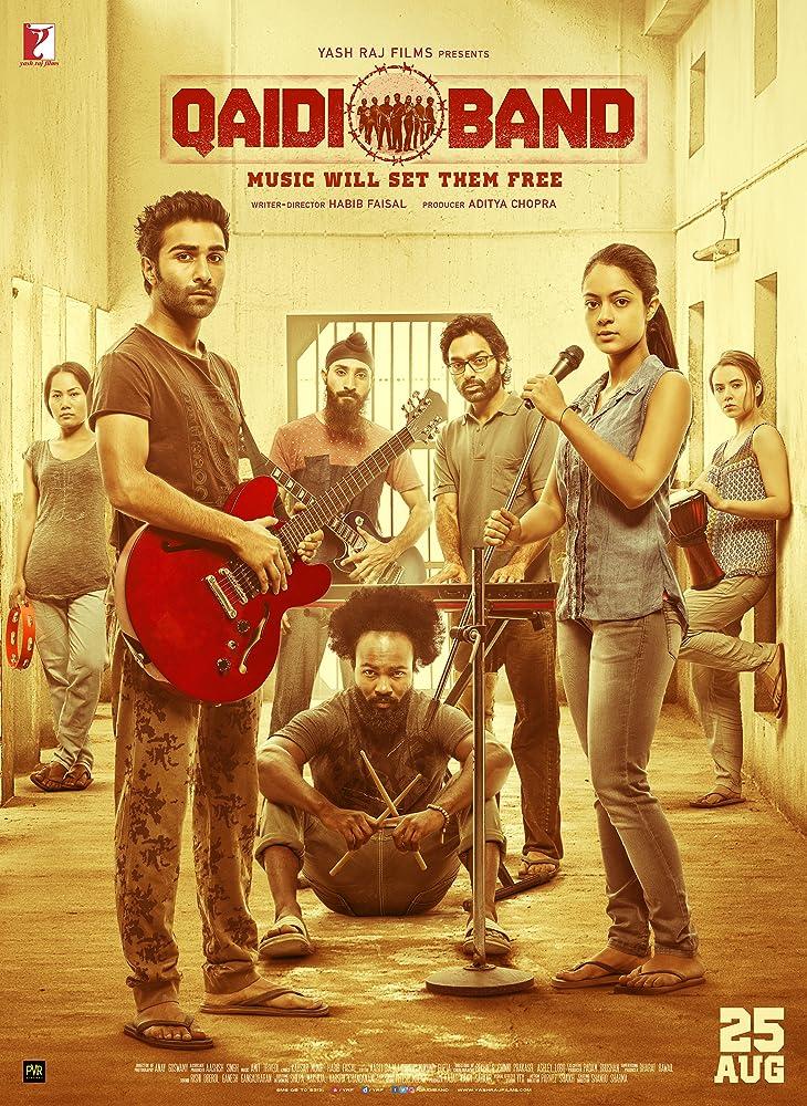 Qaidi Band (2017) Hindi
