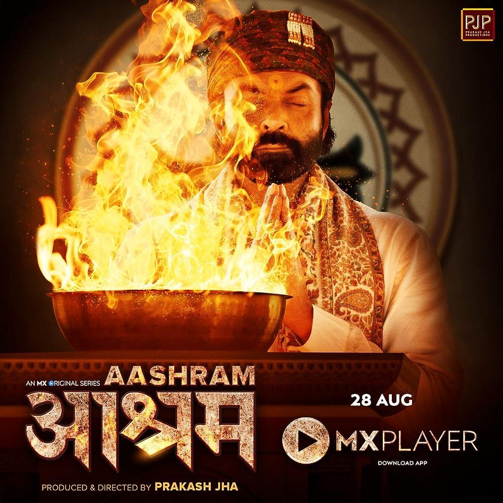 Aashram : Season 1-2 Hindi Complete WEB-DL 480p & 720p HEVC | GDrive | 1Drive | Single Episodes