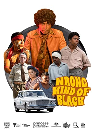 Where to stream Wrong Kind of Black