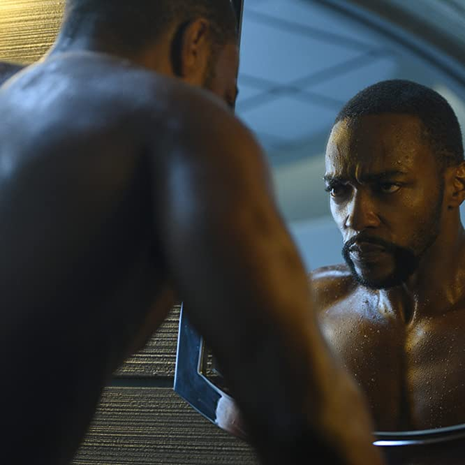Anthony Mackie in Altered Carbon (2018)