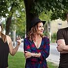 Kjartan Hewitt, Tommie-Amber Pirie, and Glenda MacInnis in Clusterf*ck (2017)