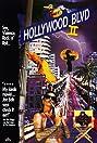 Hollywood Boulevard II (1990) Poster