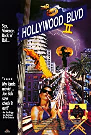 Hollywood Boulevard II Poster
