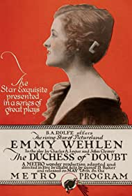 Emmy Wehlen in The Duchess of Doubt (1917)