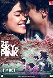 Farhan Akhtar, Priyanka Chopra, Zaira Wasim, and Rohit Saraf in The Sky Is Pink (2019)