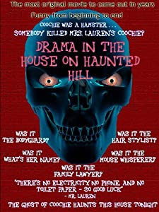 English movie sites download Drama in the House on Haunted Hill by [2K]