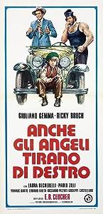Full hollywood movie downloads Anche gli angeli tirano di destro by Enzo Barboni 2160p]