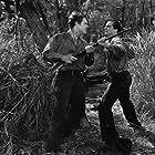 Dana Andrews and Guinn 'Big Boy' Williams in Swamp Water (1941)