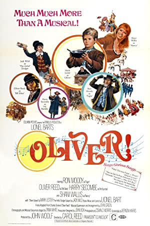 Where to stream Oliver!