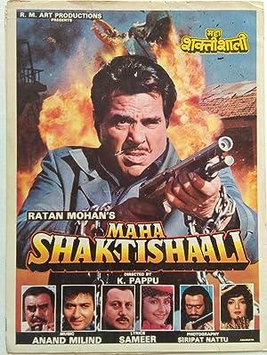 Maha Shaktishaali movie, song and  lyrics